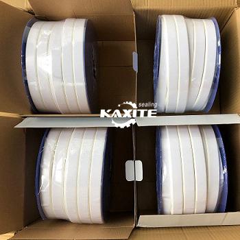 접착제가있는 확장 된 PTFE 조인트 실란트 개스킷 테이프