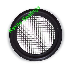 EPDM 트라이 - 클램프 스크린 위생 가스켓
