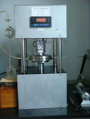 고압 공기 기밀 테스트 기계 20T