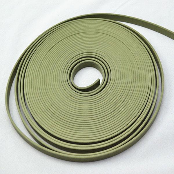 녹색 색상 Ptfe 가이드 스트립