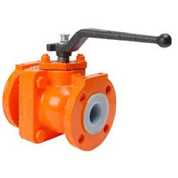 PTFE 선형 밸브